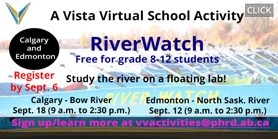 RiverWatch – VVS Activity