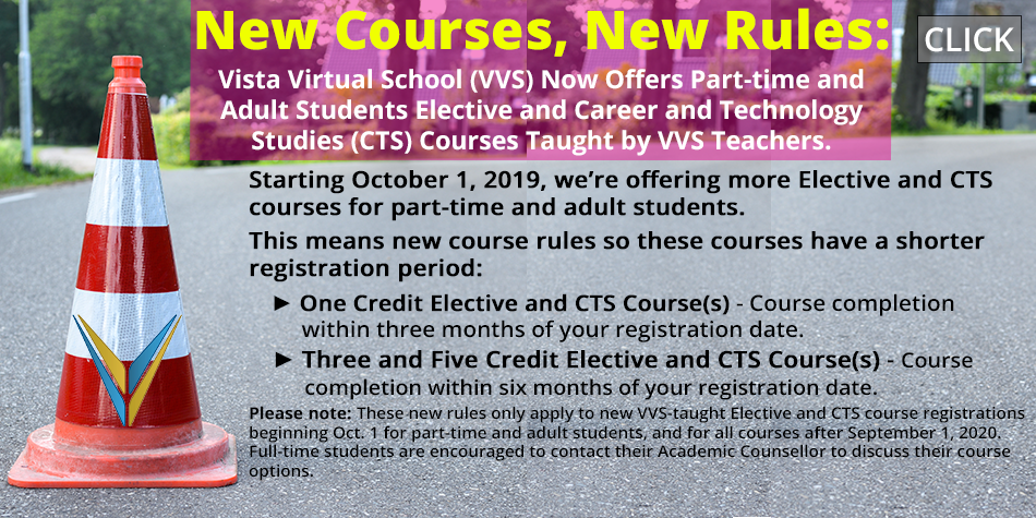 New Courses, New Rules