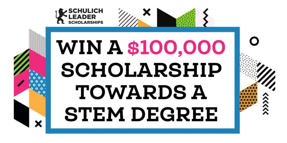 Schulich Leader Scholarships 2021