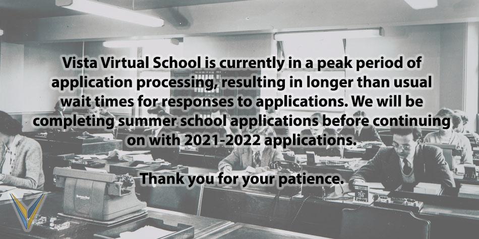 Peak Registration Period